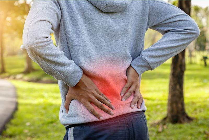 Pulse Chiropractic on back pain